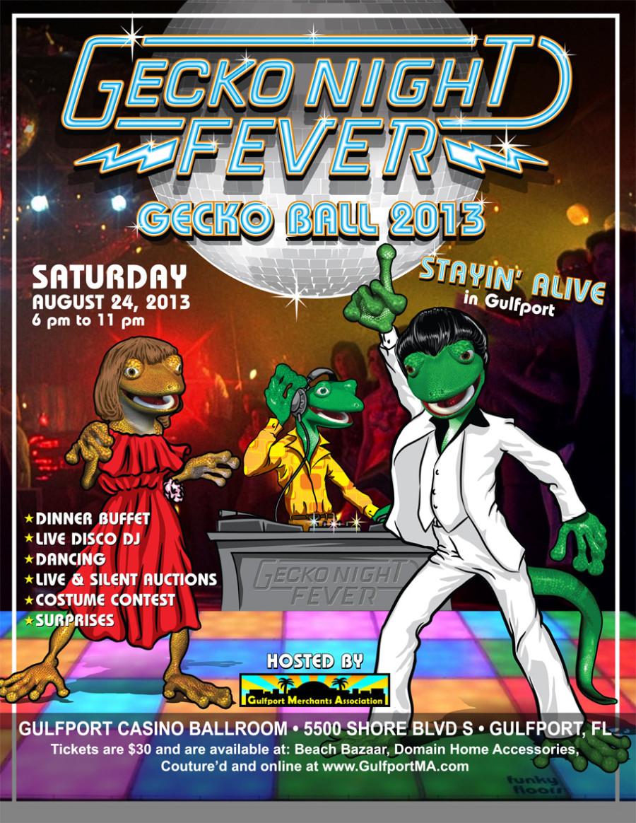 Gecko Ball 2013