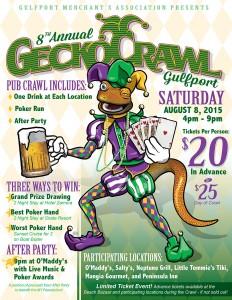 8th Annual Gecko Crawl